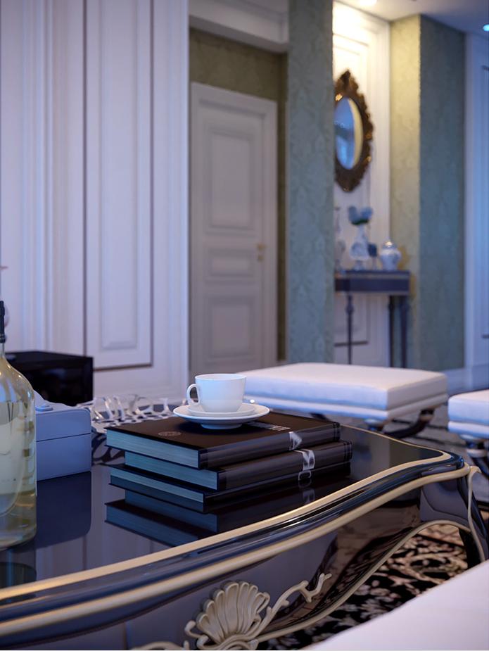 thiết kế nội thất Biệt Thự tại Hồ Chí Minh Biệt Thự Luxury Collection 3 4 1536742776