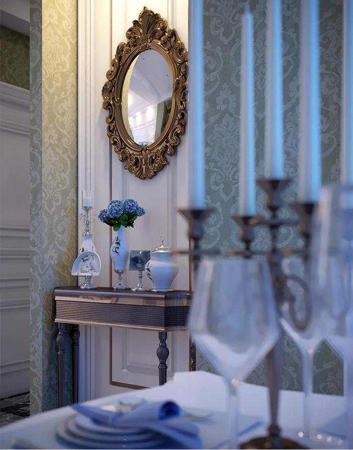 thiết kế nội thất Biệt Thự tại Hồ Chí Minh Biệt Thự Luxury Collection 3 5 1536742779