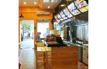 Quán Kebab - Anh Quang