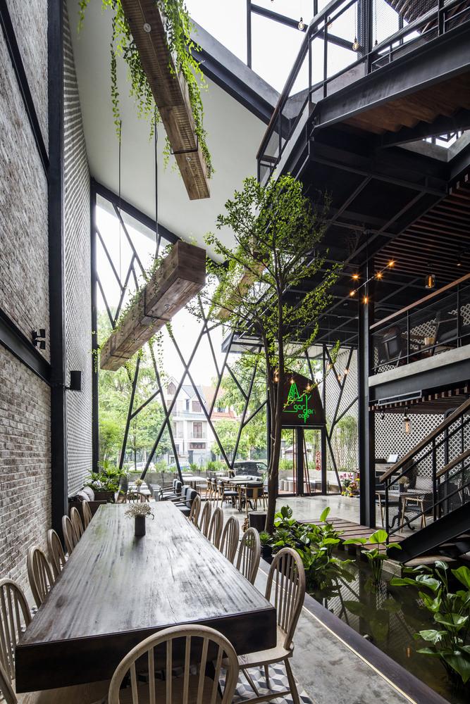 thiết kế Cafe An Garden12