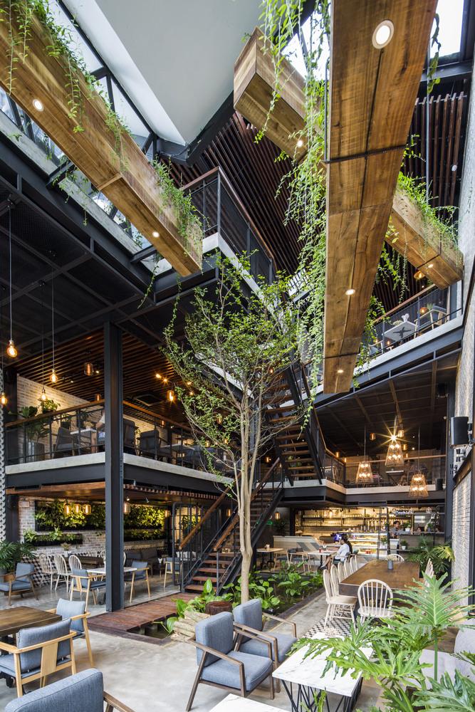 thiết kế Cafe An Garden52