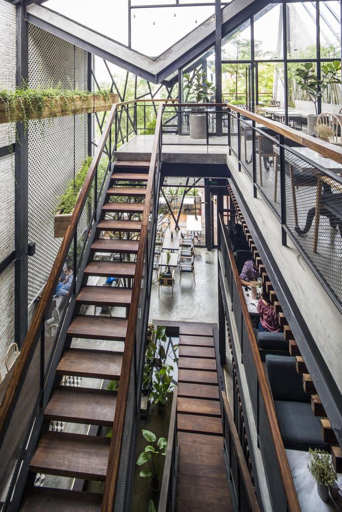 thiết kế Cafe An Garden106