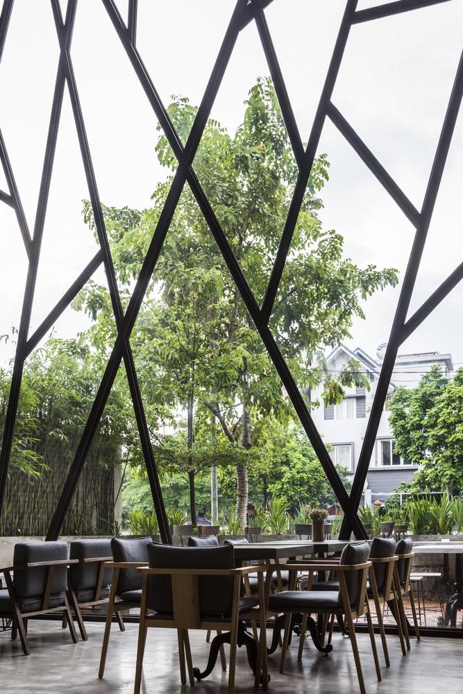 thiết kế Cafe An Garden130