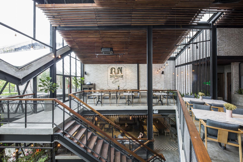 thiết kế Cafe An Garden147