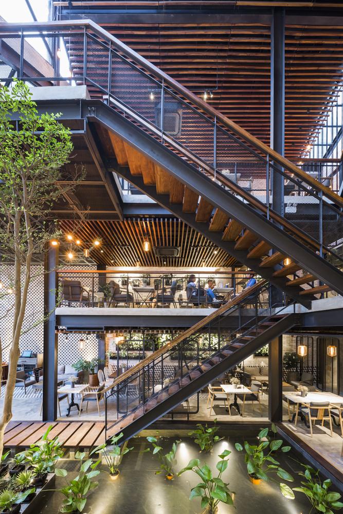 thiết kế Cafe An Garden178