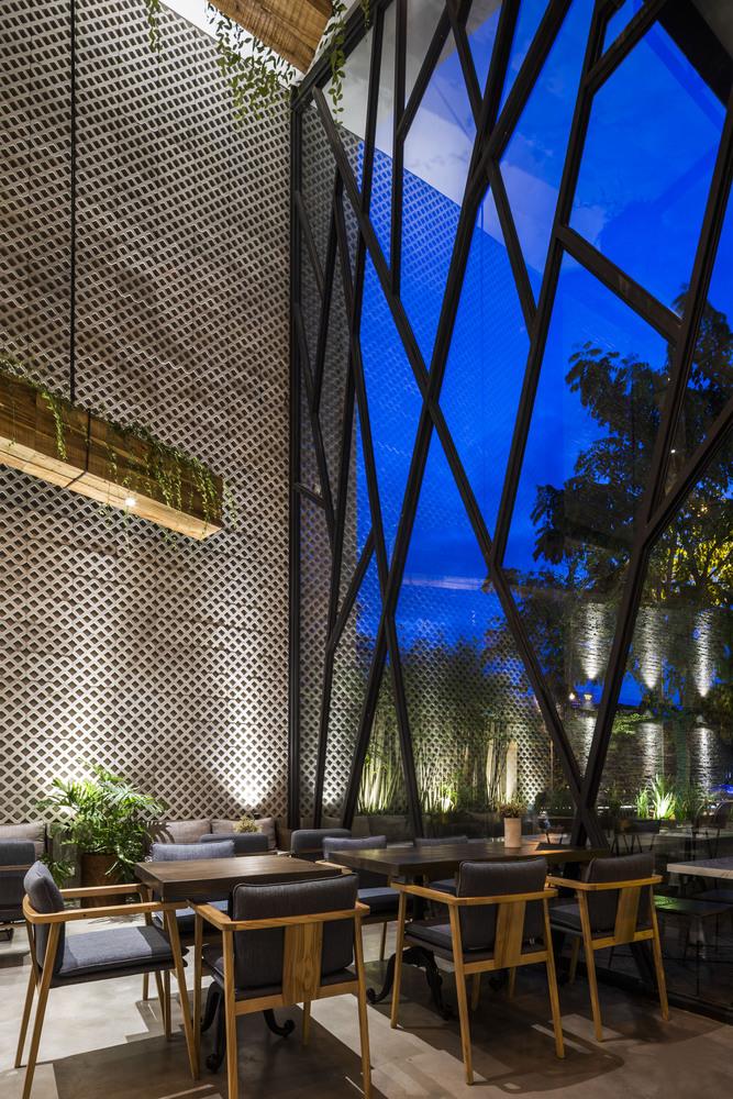 thiết kế Cafe An Garden181