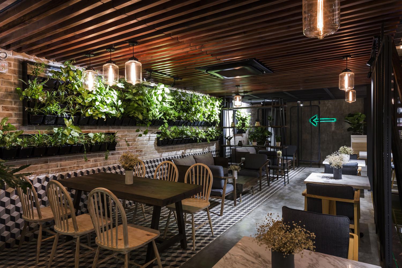 thiết kế Cafe An Garden190