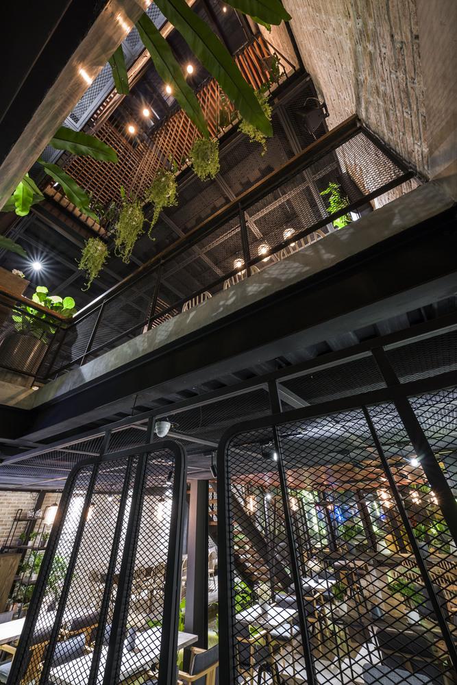 thiết kế Cafe An Garden205