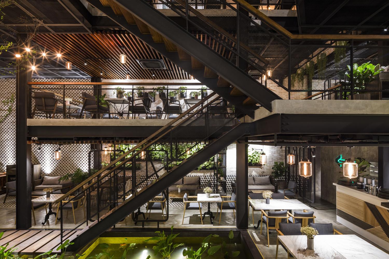 thiết kế Cafe An Garden210