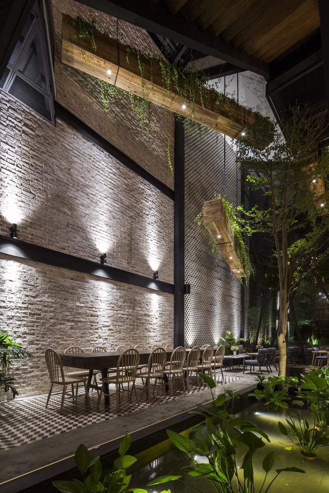 thiết kế Cafe An Garden2310