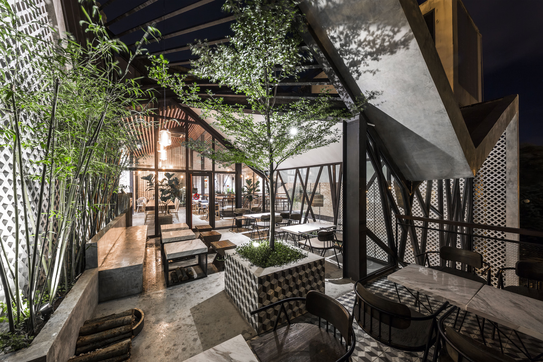 thiết kế Cafe An Garden248
