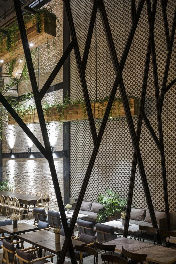 thiết kế Cafe An Garden291