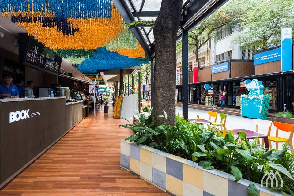 thiết kế nội thất Cafe tại Hồ Chí Minh Phương Nam Bookcafe 0 1533097737