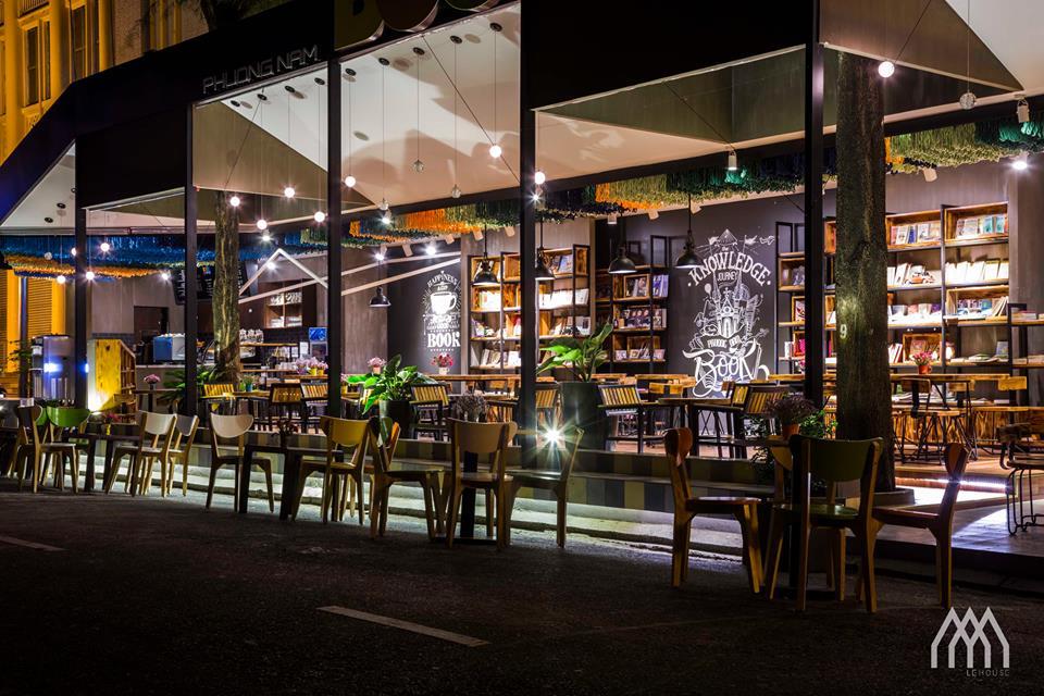 thiết kế nội thất Cafe tại Hồ Chí Minh Phương Nam Bookcafe 10 1533097739