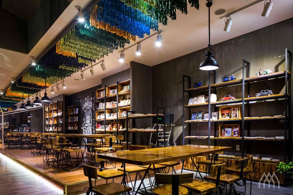 thiết kế nội thất Cafe tại Hồ Chí Minh Phương Nam Bookcafe 11 1533097741