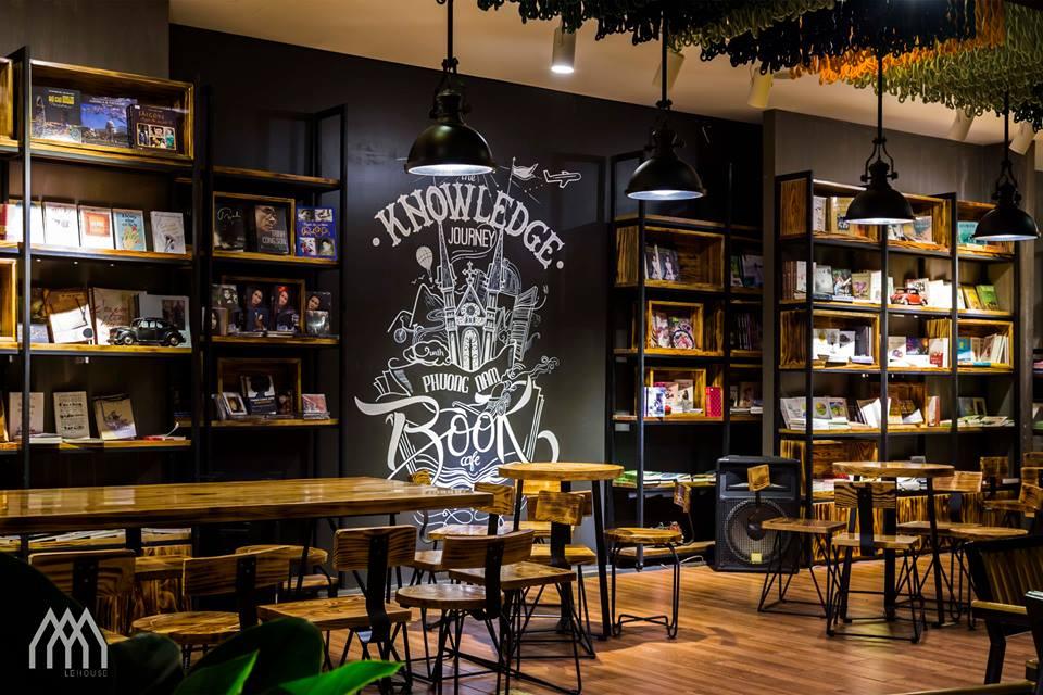 thiết kế nội thất Cafe tại Hồ Chí Minh Phương Nam Bookcafe 2 1533097735