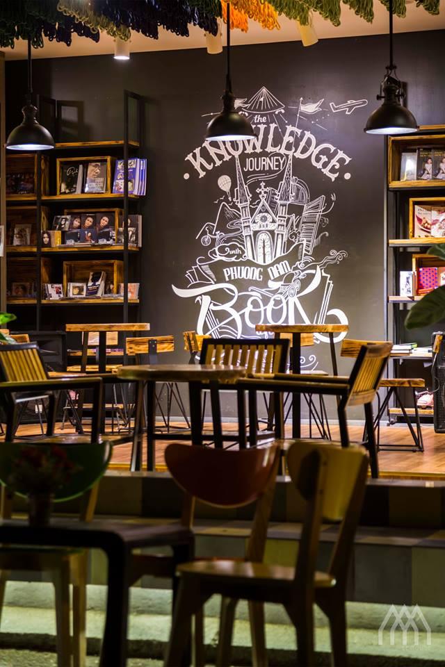 thiết kế nội thất Cafe tại Hồ Chí Minh Phương Nam Bookcafe 4 1533097738