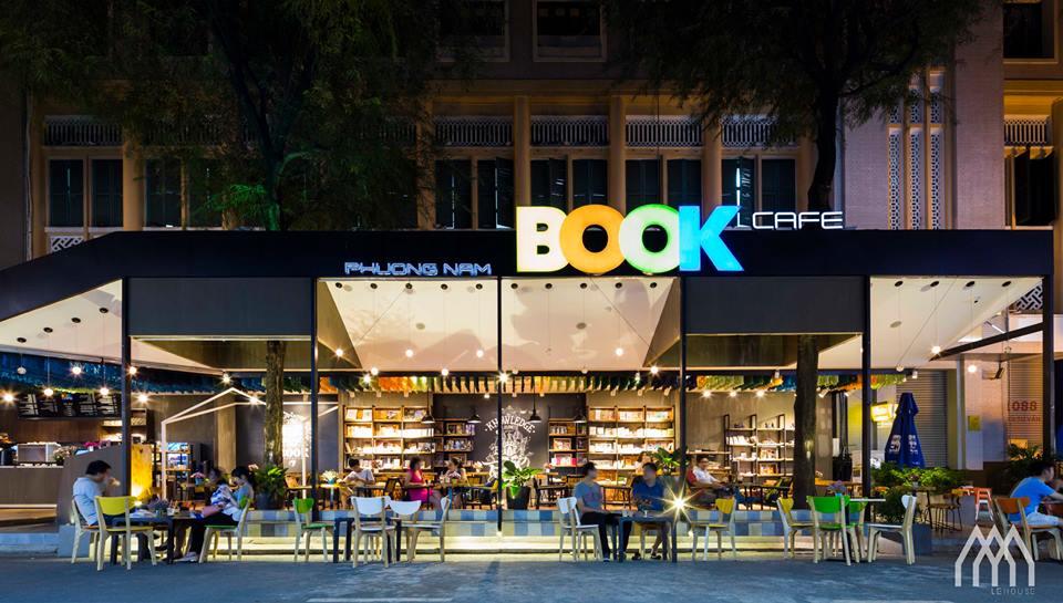 thiết kế nội thất Cafe tại Hồ Chí Minh Phương Nam Bookcafe 5 1533097740