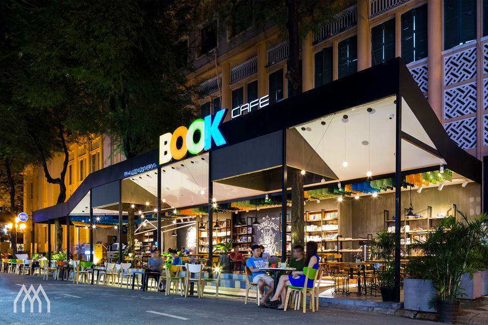 thiết kế nội thất Cafe tại Hồ Chí Minh Phương Nam Bookcafe 7 1533097741