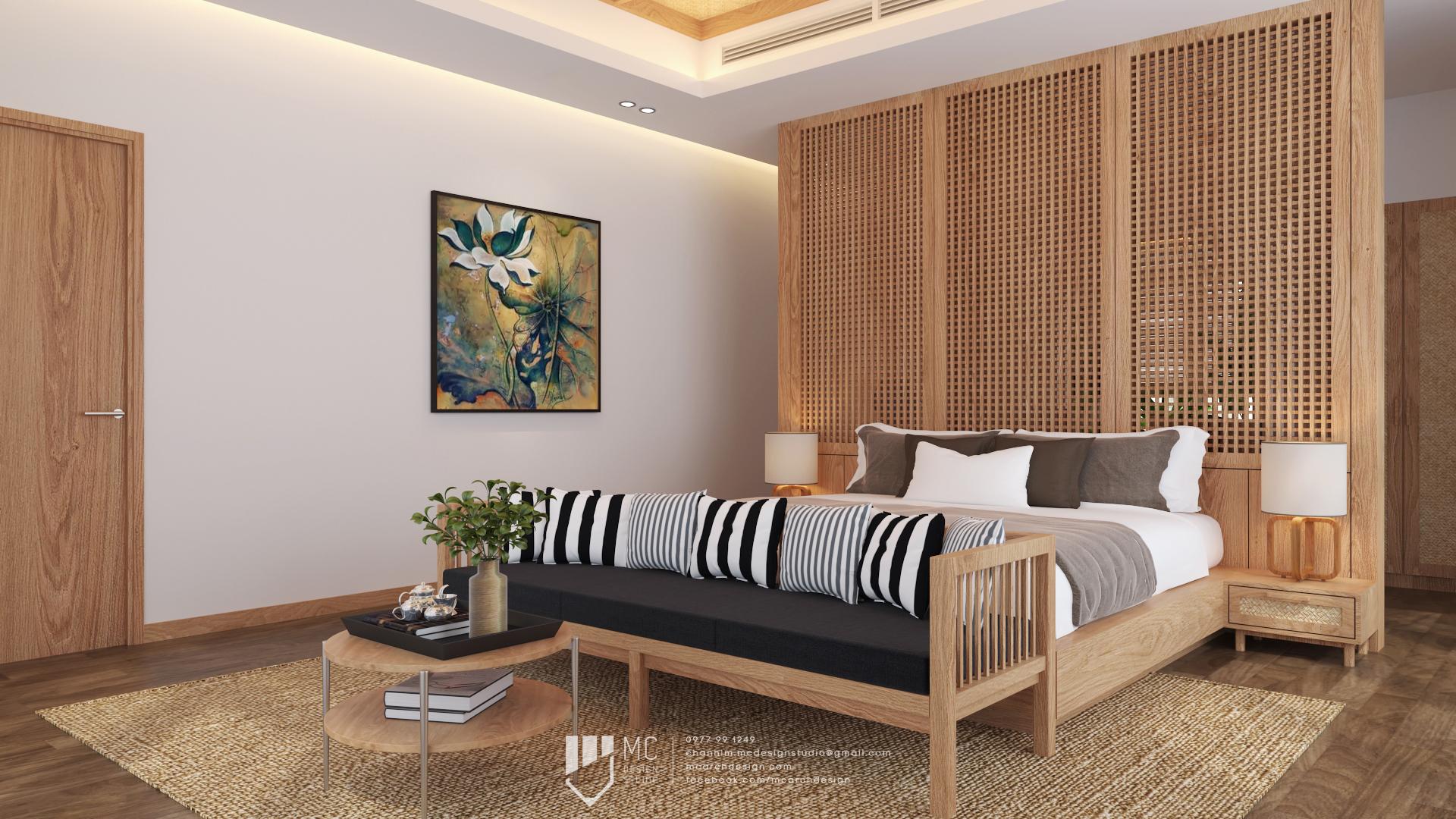 Thiết kế nội thất Biệt Thự tại Đắk Lắk BM House 1590741706 5
