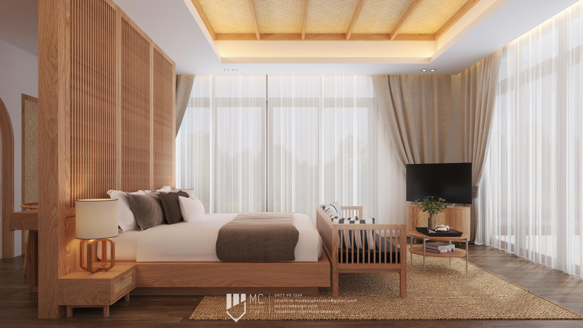 Thiết kế nội thất Biệt Thự tại Đắk Lắk BM House 1590741706 6