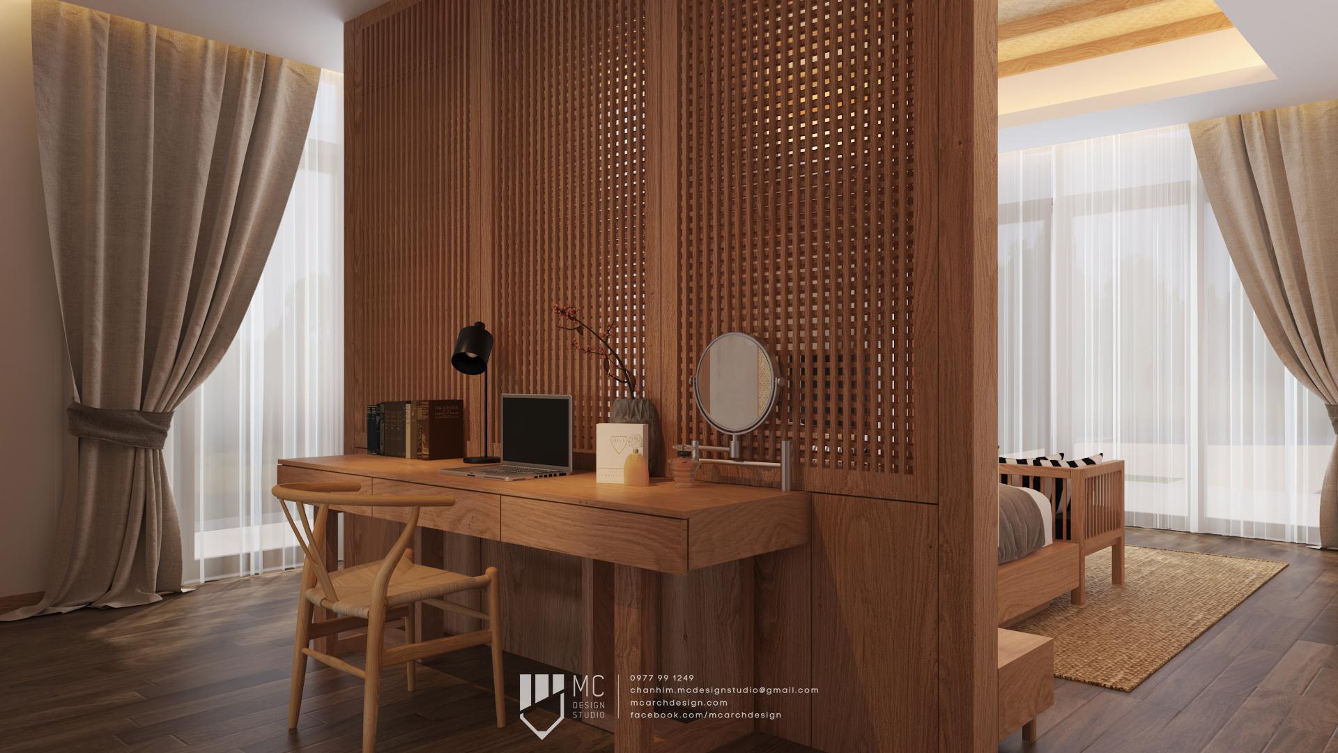 Thiết kế nội thất Biệt Thự tại Đắk Lắk BM House 1590741706 7
