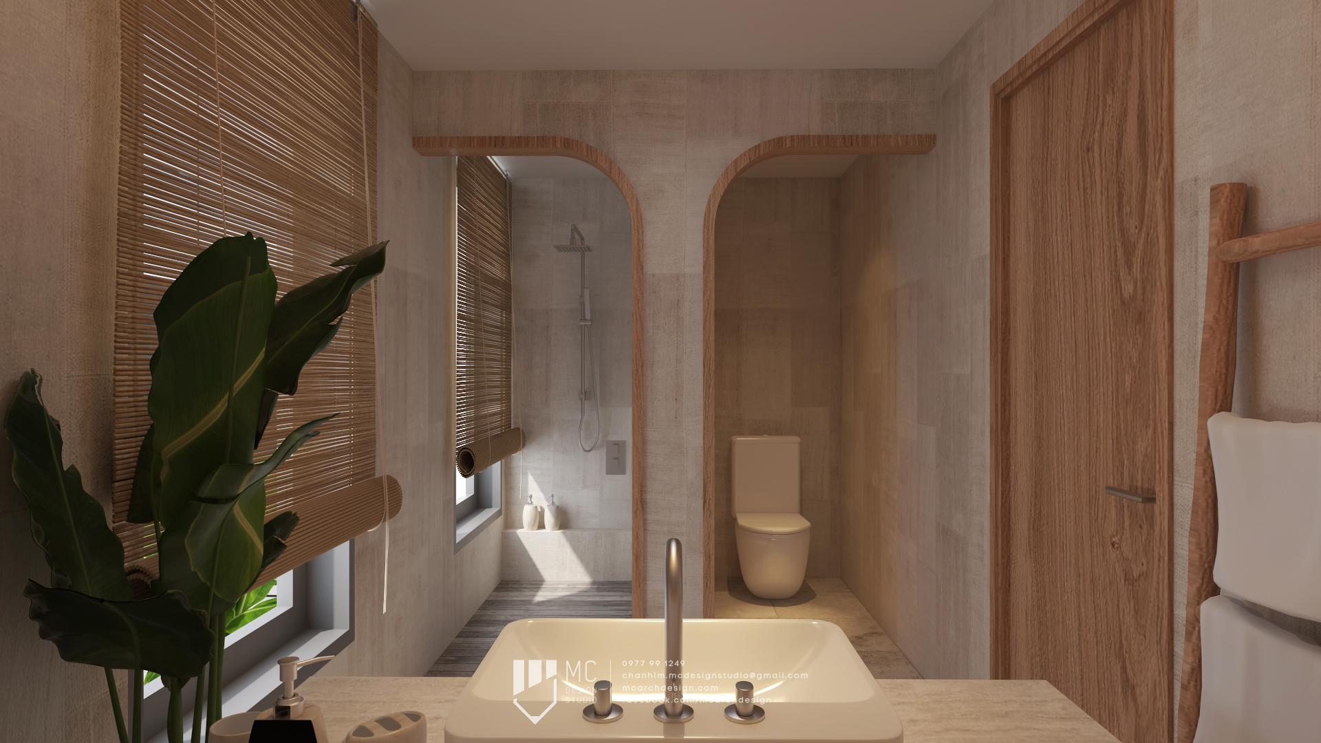 Thiết kế nội thất Biệt Thự tại Đắk Lắk BM House 1590741708 14