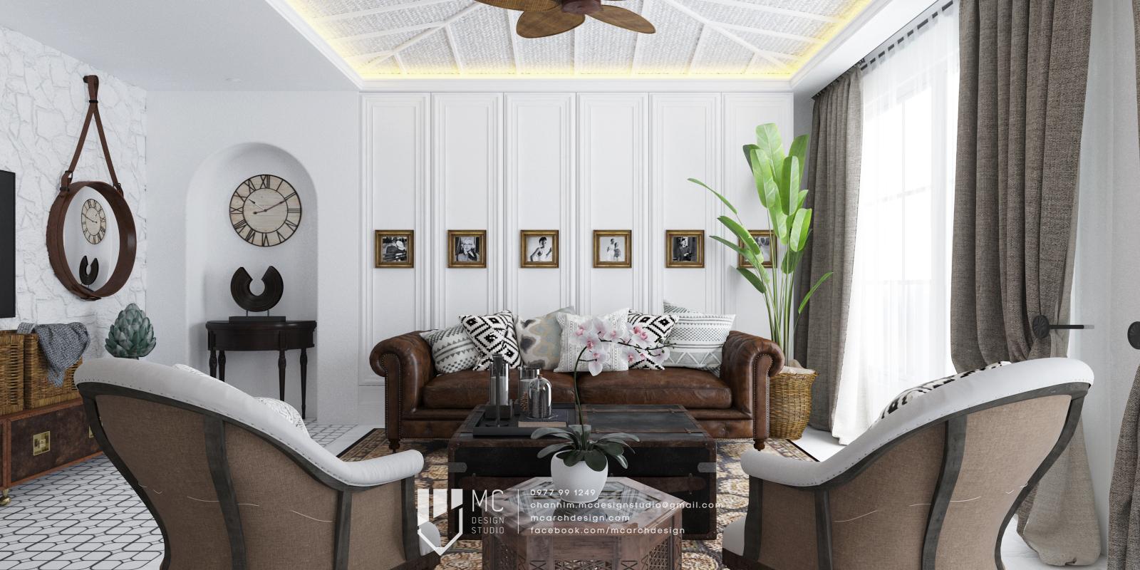 Thiết kế nội thất Chung Cư tại Hồ Chí Minh RIVIERA POINT - 4BS1 1588587333 0