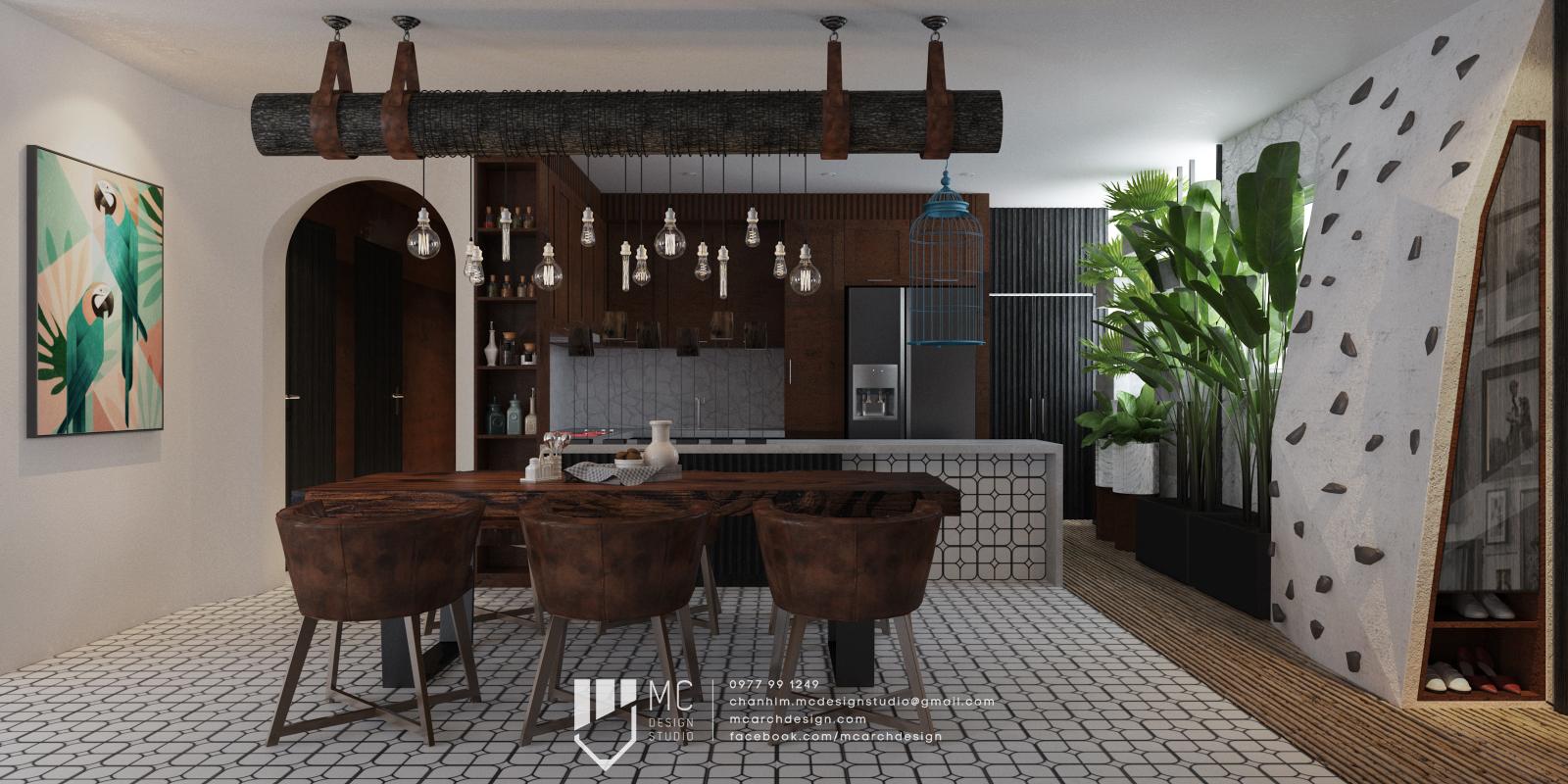 Thiết kế nội thất Chung Cư tại Hồ Chí Minh RIVIERA POINT - 4BS1 1588587334 4