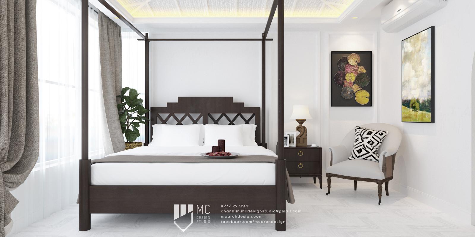 Thiết kế nội thất Chung Cư tại Hồ Chí Minh RIVIERA POINT - 4BS1 1588587334 7