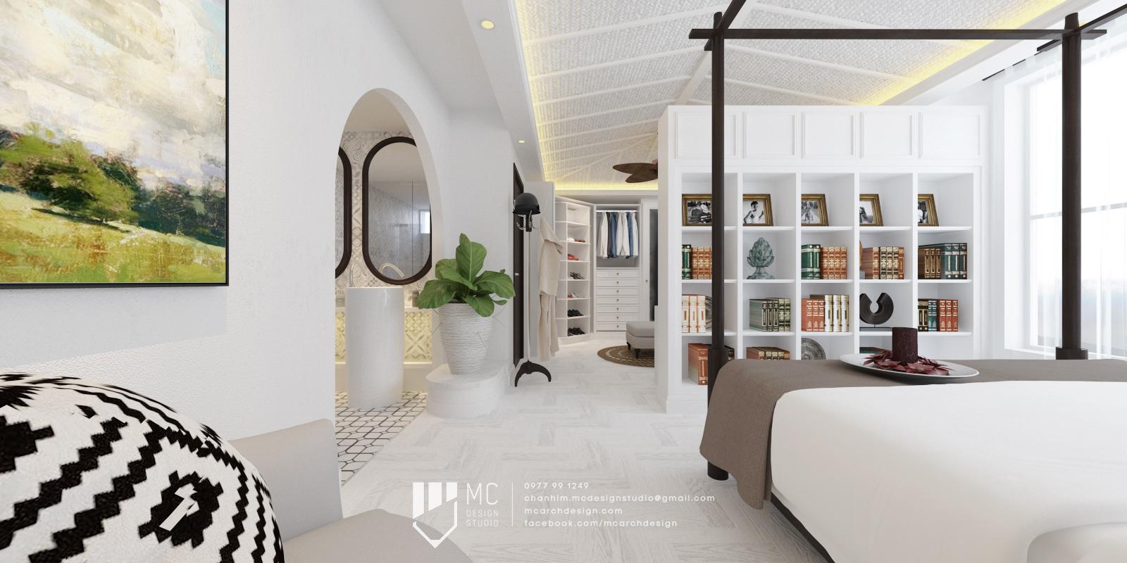 Thiết kế nội thất Chung Cư tại Hồ Chí Minh RIVIERA POINT - 4BS1 1588587334 8