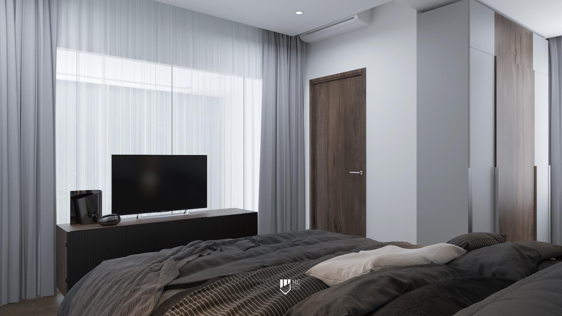 Thiết kế nội thất Chung Cư tại Hồ Chí Minh THE VIEW - DUPLEX 1588586561 10