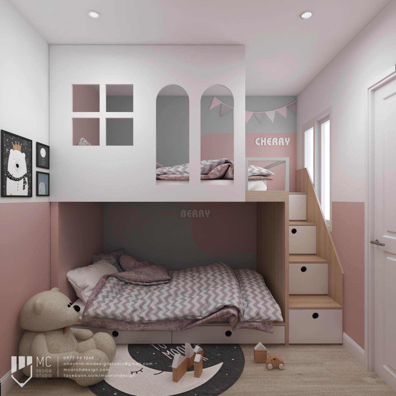 Thiết kế nội thất Chung Cư tại Hồ Chí Minh Vinhome Grand Park Apartment 1590742008 10