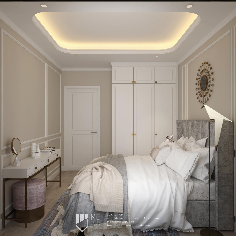 Thiết kế nội thất Chung Cư tại Hồ Chí Minh Vinhome Grand Park Apartment 1590742008 7