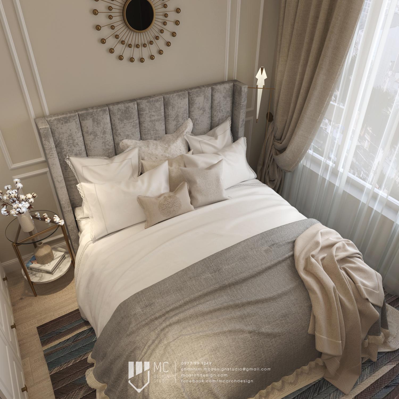 Thiết kế nội thất Chung Cư tại Hồ Chí Minh Vinhome Grand Park Apartment 1590742008 8