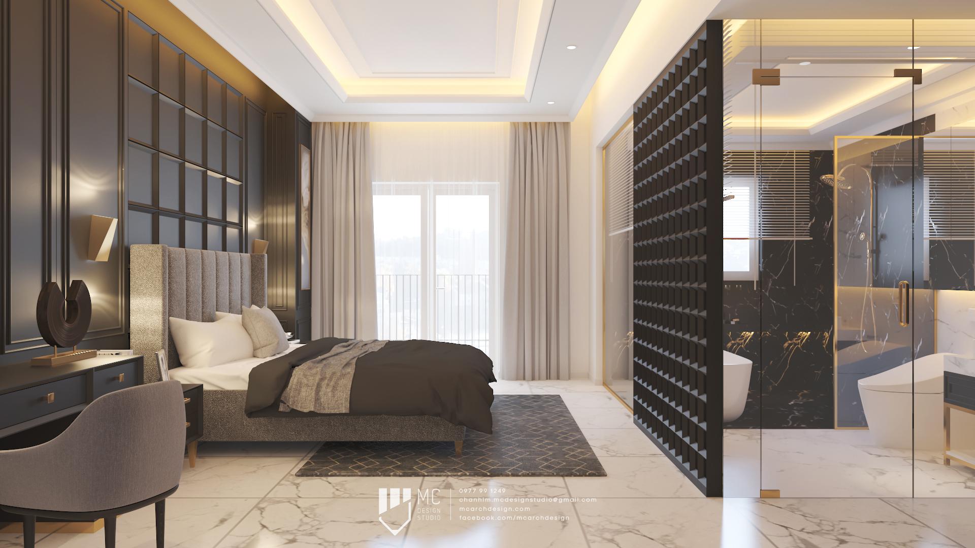Thiết kế nội thất Nhà Mặt Phố tại Hồ Chí Minh Rosita Q9 1590741785 1