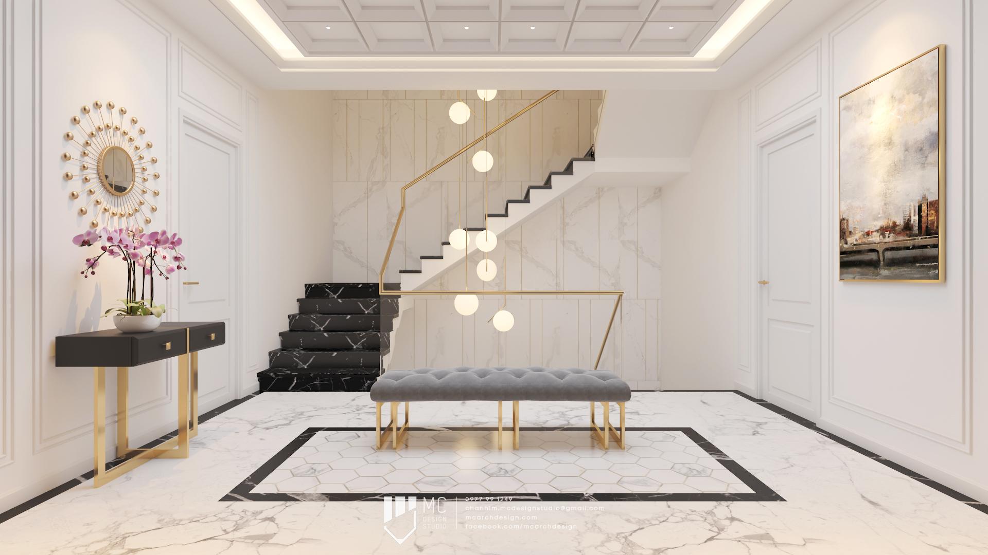 Thiết kế nội thất Nhà Mặt Phố tại Hồ Chí Minh Rosita Q9 1590741785 5
