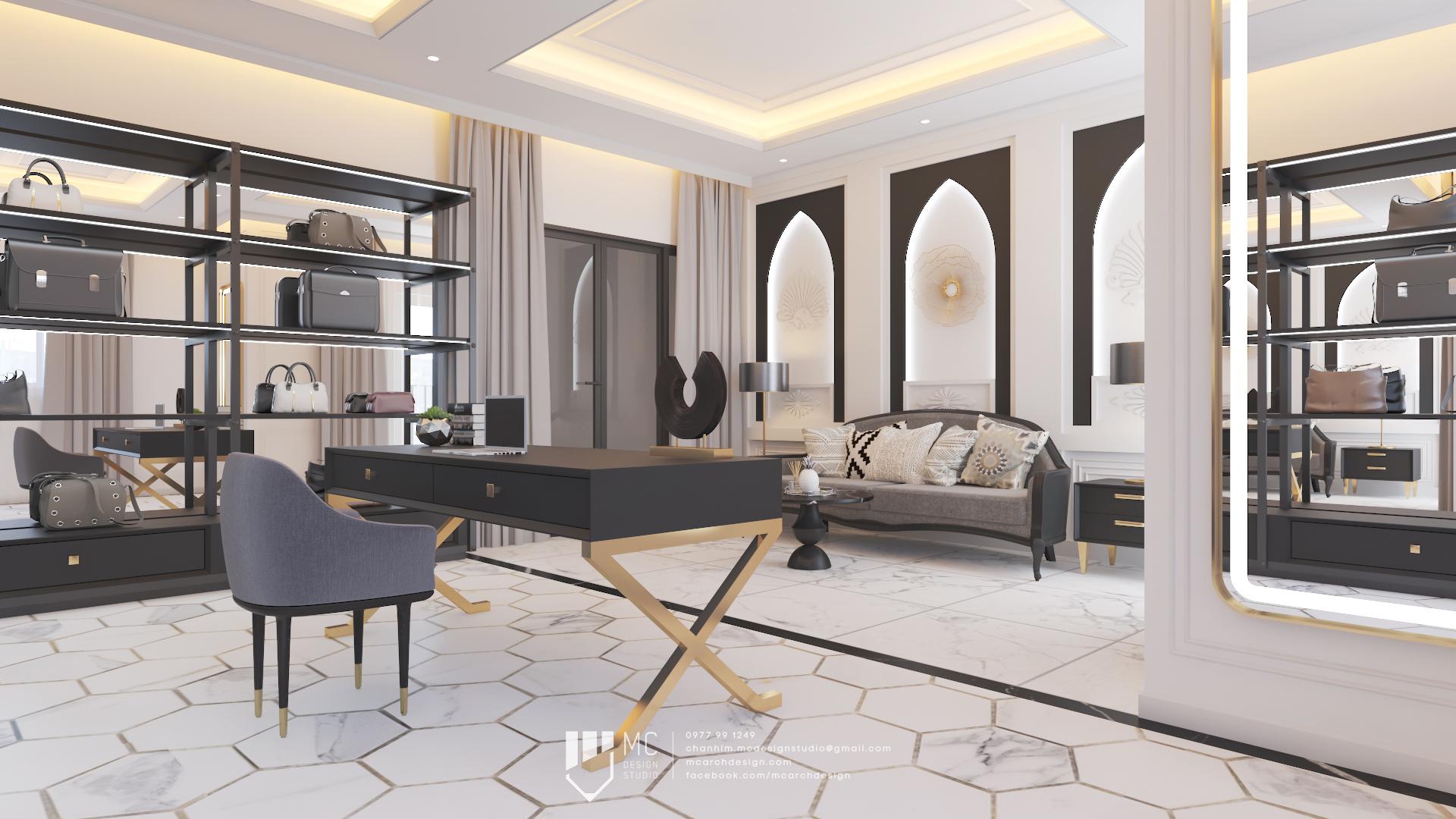 Thiết kế nội thất Nhà Mặt Phố tại Hồ Chí Minh Rosita Q9 1590741785 6