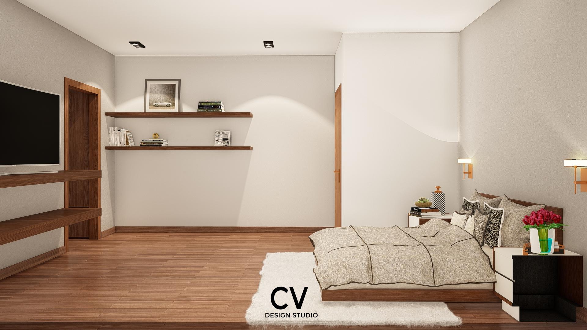 Thiết kế nội thất Nhà Mặt Phố tại An Giang H+ House 1600088021 10