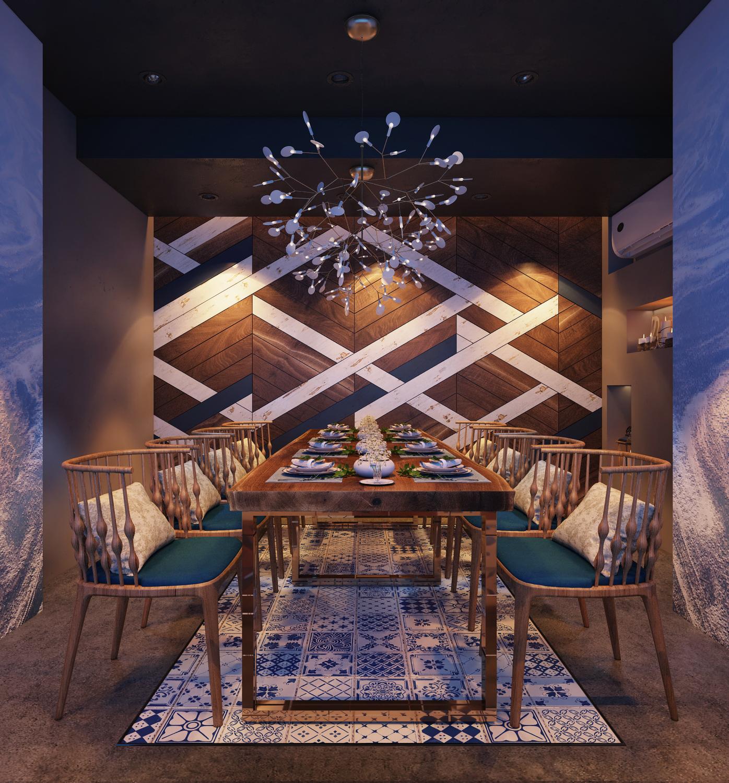thiết kế nội thất Nhà Hàng tại Hồ Chí Minh Thiết Kế Nhà Hàng Ngọc Sương Bến Thuyền - Phú Nhuận 11 1534748484