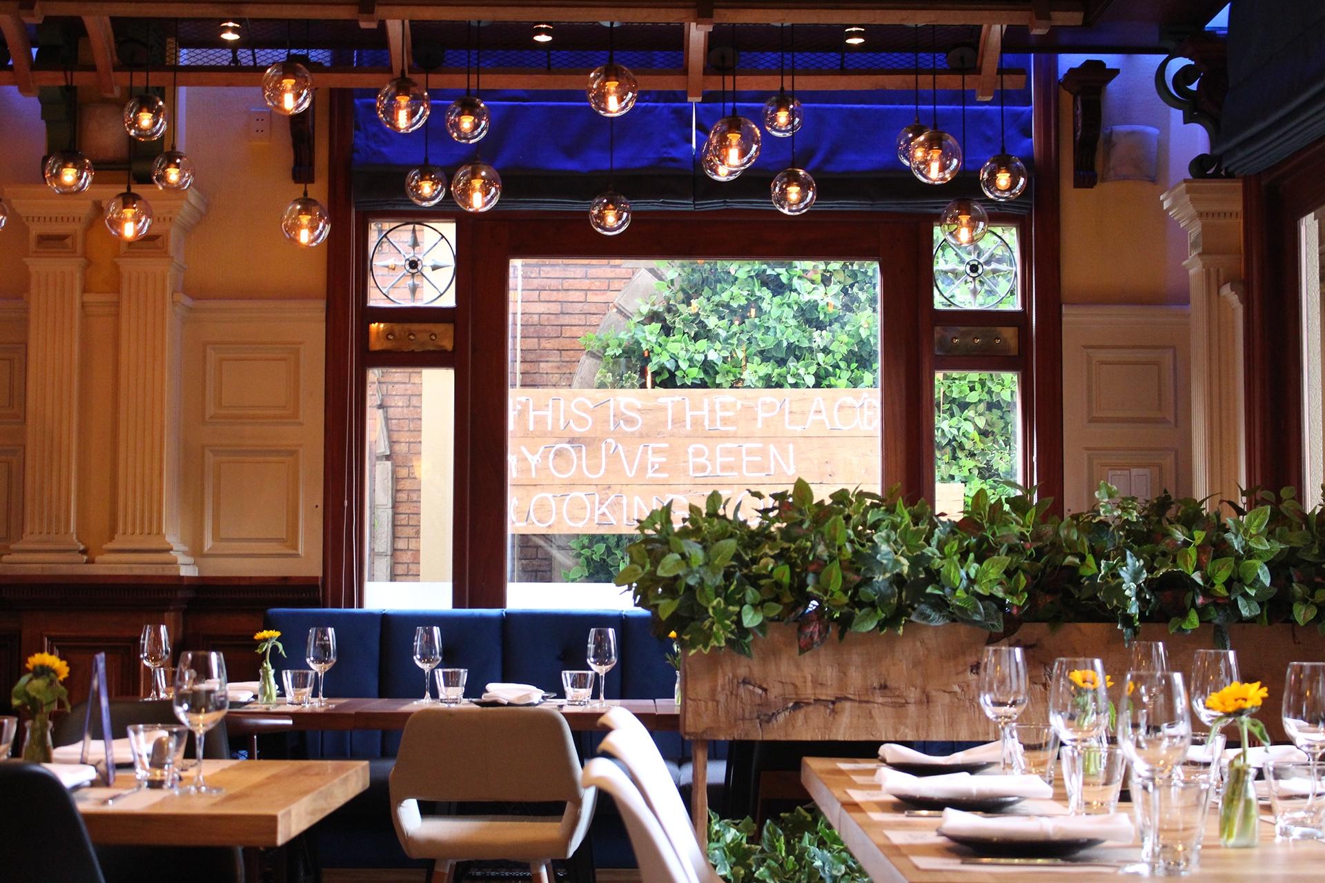 thiết kế nội thất Nhà Hàng tại Hồ Chí Minh Ngoc Suong Steak&Seafood 106 Suong Nguyen Anh, Sai Gon 3 1534746959