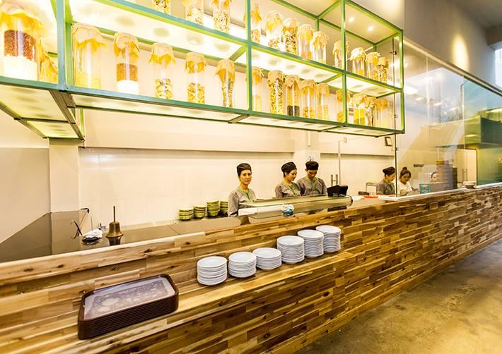 thiết kế nội thất Nhà Hàng tại Hồ Chí Minh TAM HẢO Fresh Noodle - Hồ Tùng Mậu 3 1534750331