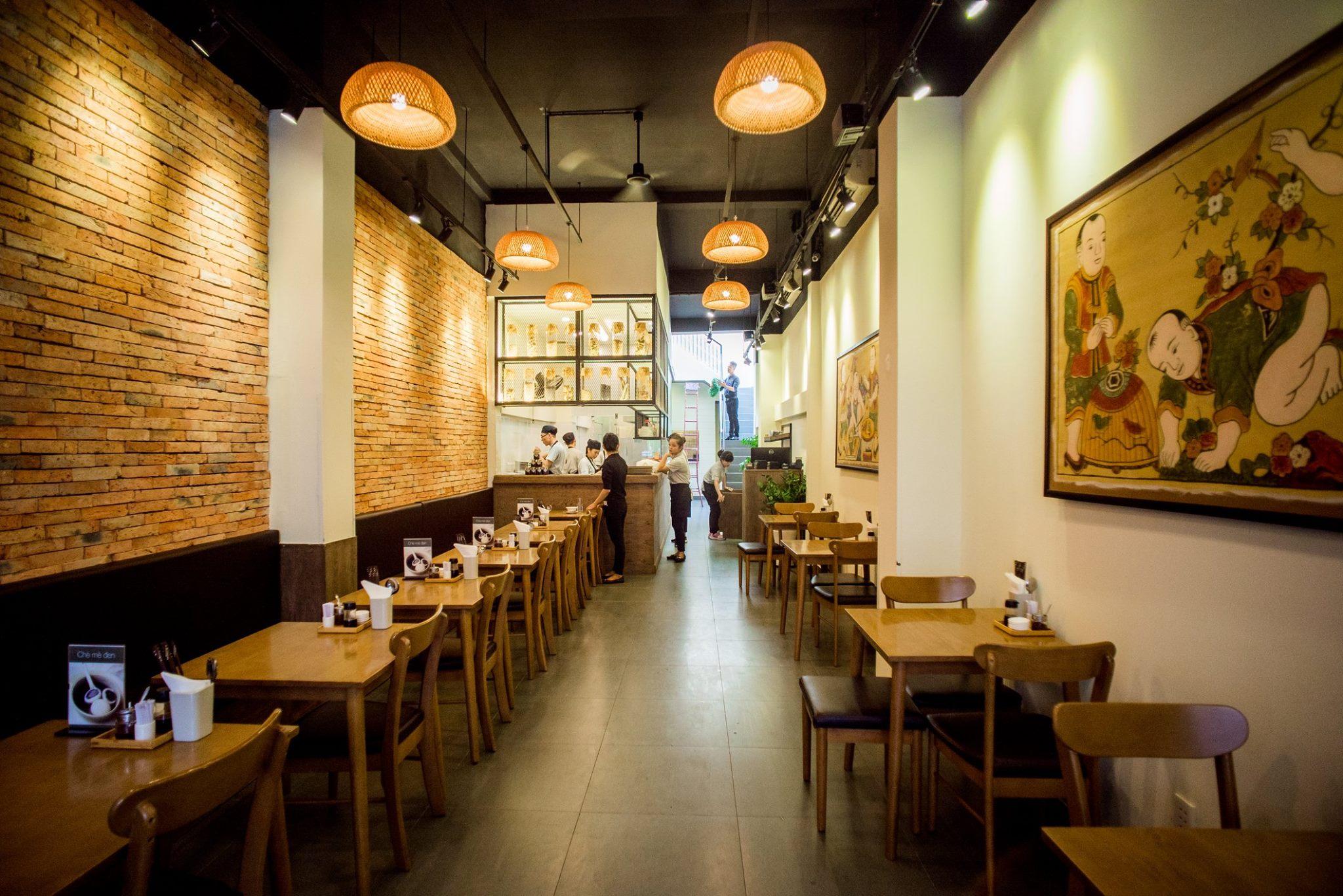 thiết kế nội thất Nhà Hàng tại Hồ Chí Minh TAM HẢO Fresh Noodle - Hồ Tùng Mậu 5 1534750345