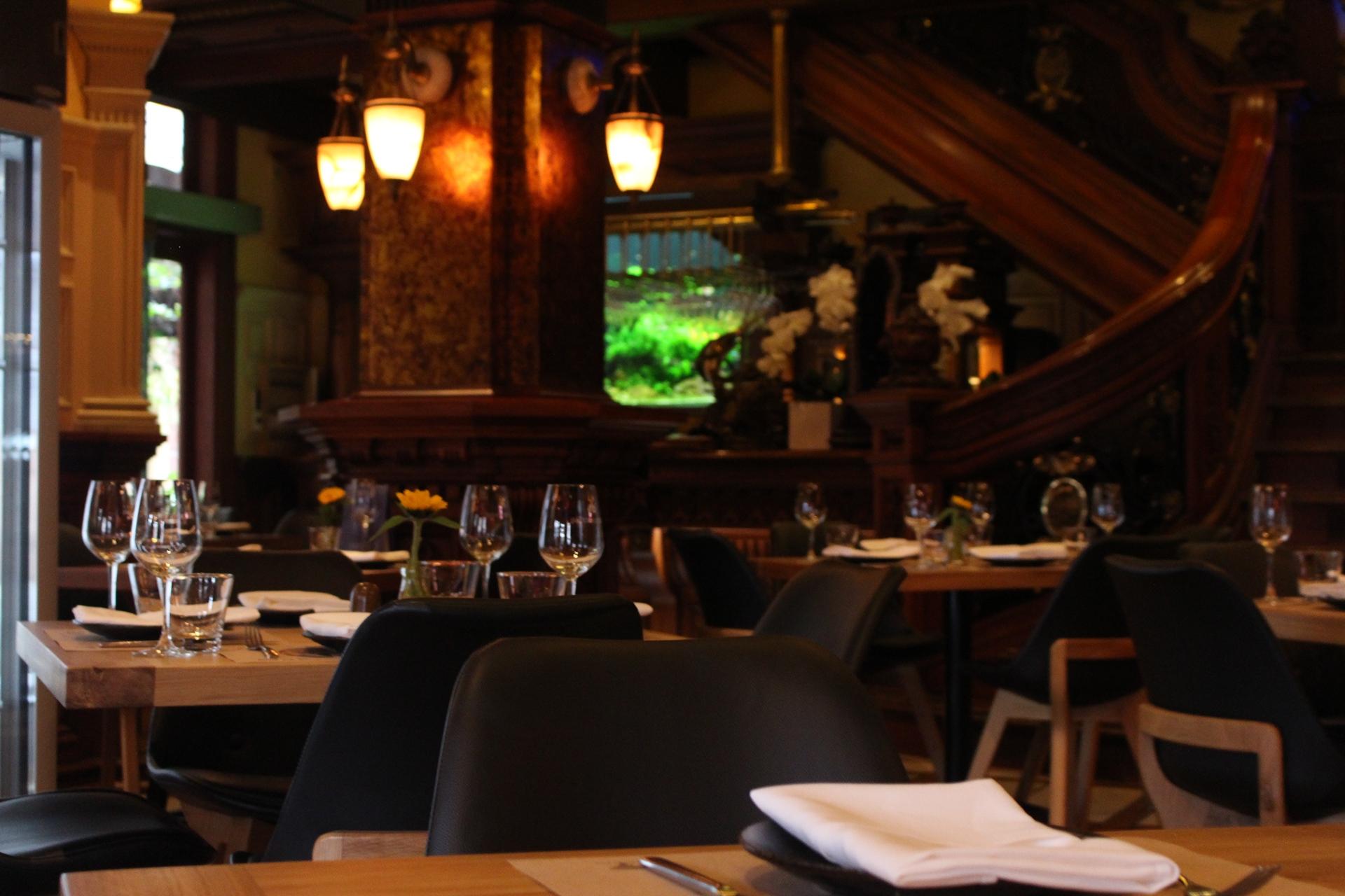 thiết kế nội thất Nhà Hàng tại Hồ Chí Minh Ngoc Suong Steak&Seafood 106 Suong Nguyen Anh, Sai Gon 7 1534746945