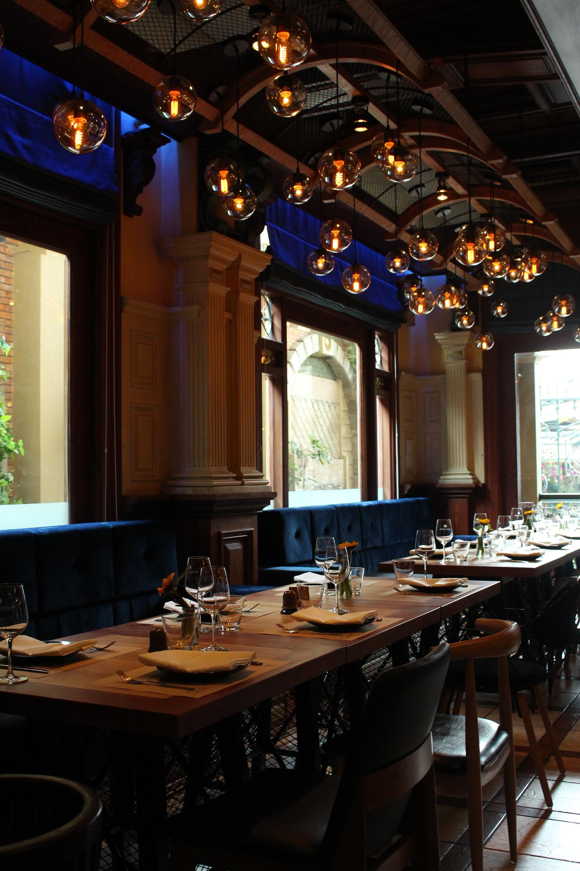 thiết kế nội thất Nhà Hàng tại Hồ Chí Minh Ngoc Suong Steak&Seafood 106 Suong Nguyen Anh, Sai Gon 9 1534746974