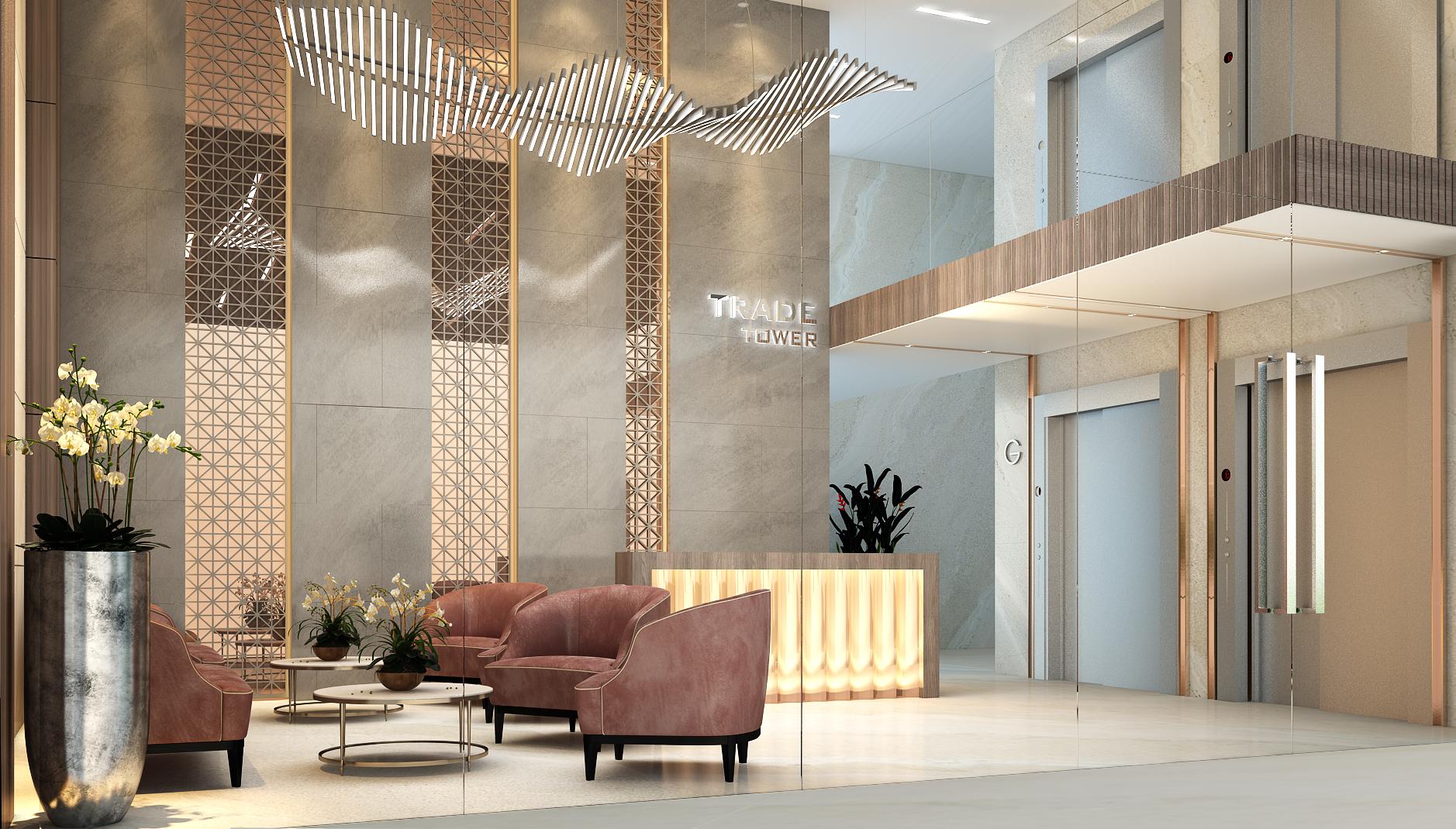 thiết kế nội thất Văn Phòng tại Hồ Chí Minh ASIA TRADE TOWER 0 1548399472