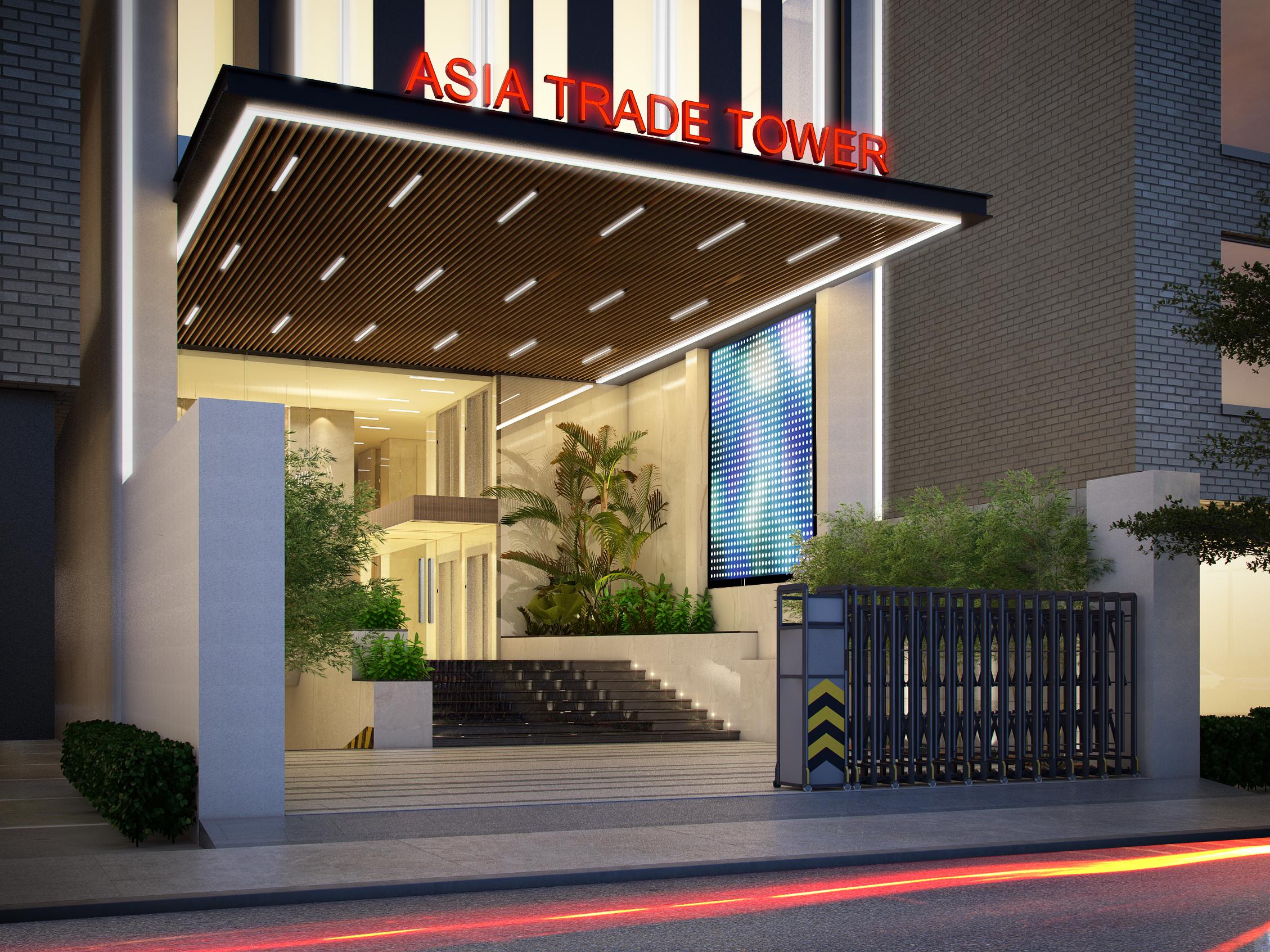 thiết kế nội thất Văn Phòng tại Hồ Chí Minh ASIA TRADE TOWER 11 1548399477