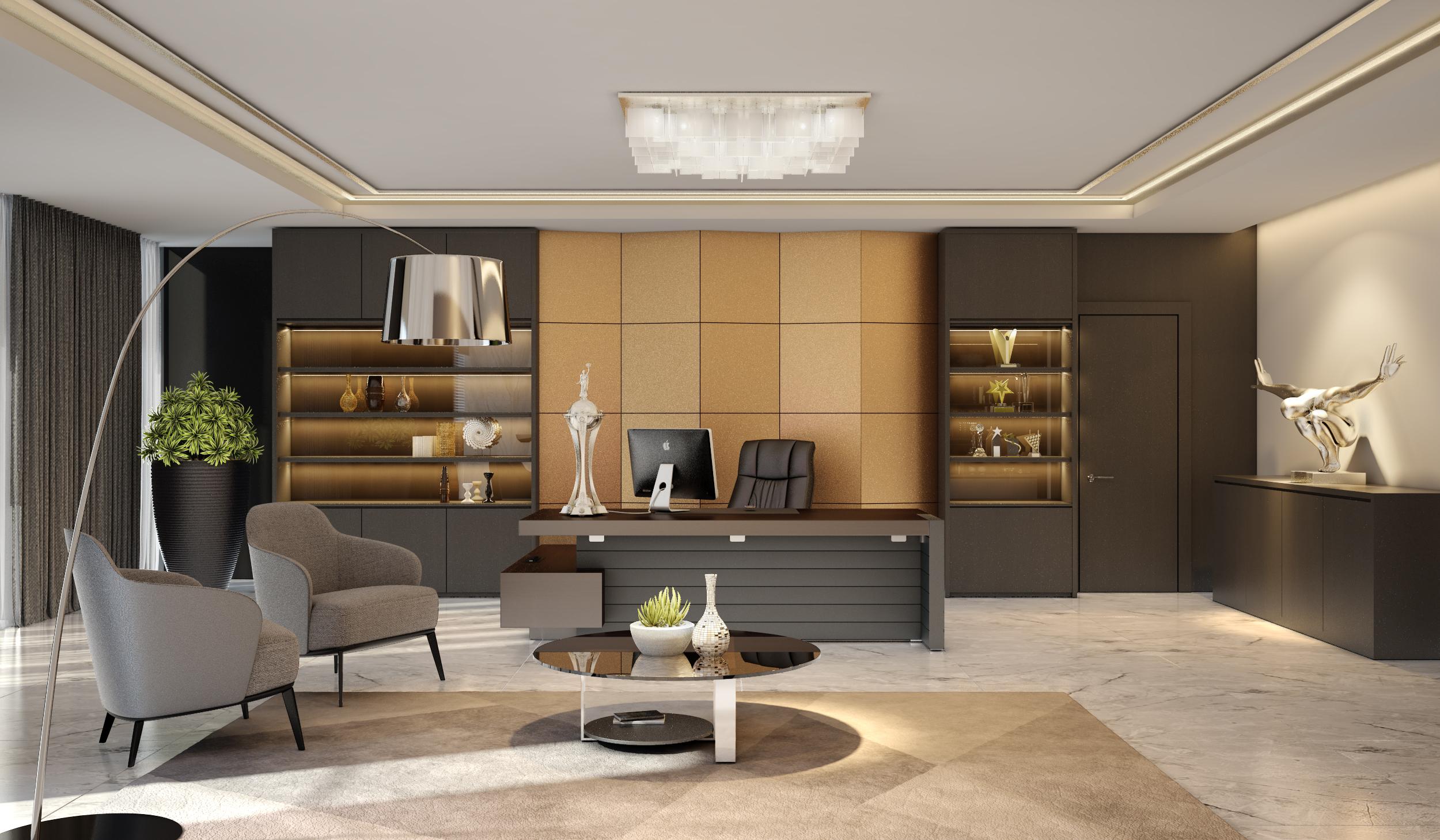thiết kế nội thất Văn Phòng tại Hồ Chí Minh ASIA TRADE TOWER 2 1548399475