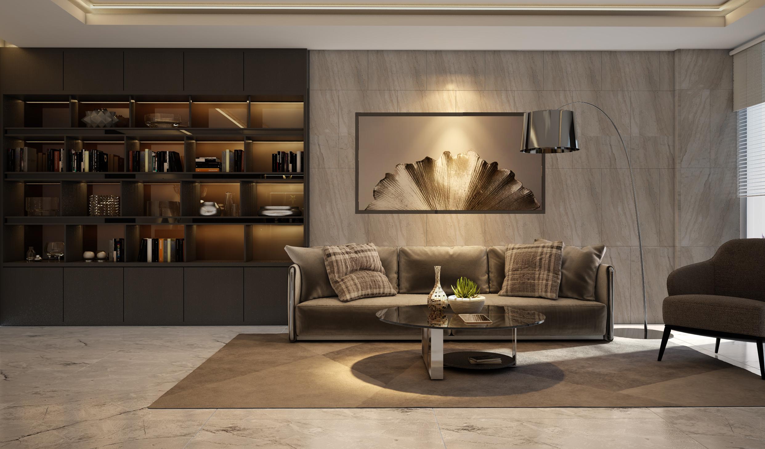 thiết kế nội thất Văn Phòng tại Hồ Chí Minh ASIA TRADE TOWER 3 1548399476