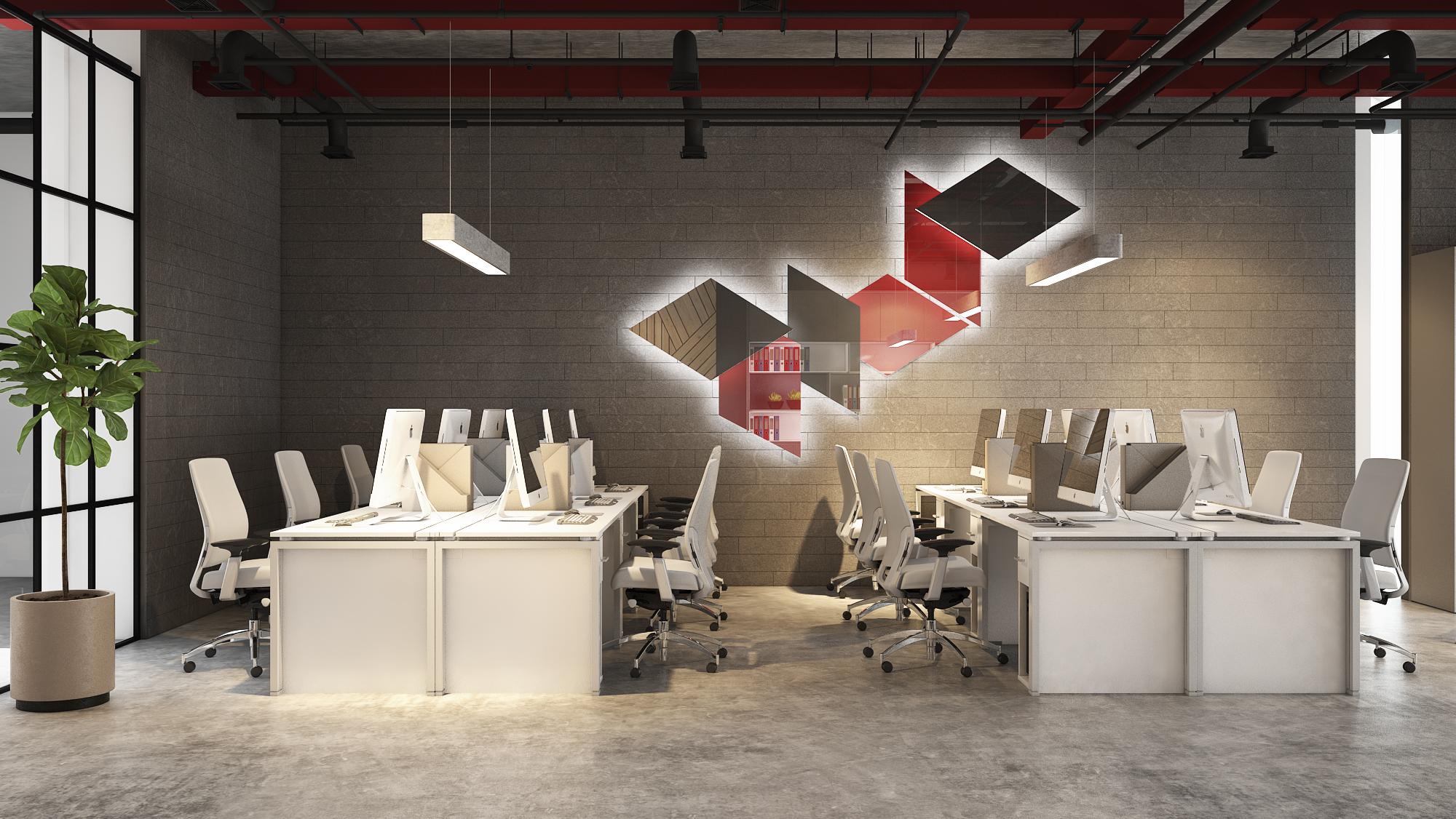 thiết kế nội thất Văn Phòng tại Hồ Chí Minh ASIA TRADE TOWER 6 1548399473